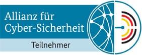 Logo_Allianz_fuer_Cyber-Sicherheit_Teilnehmer zur Darstellung der Teilnahme der Secure Data Compass an der Allianz